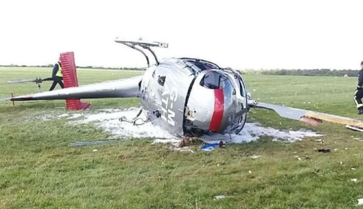 heli crash 2