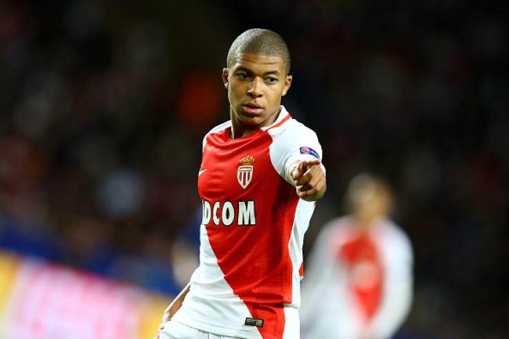 Manchester United enter race to sign Monaco forward Kylian Mbappe