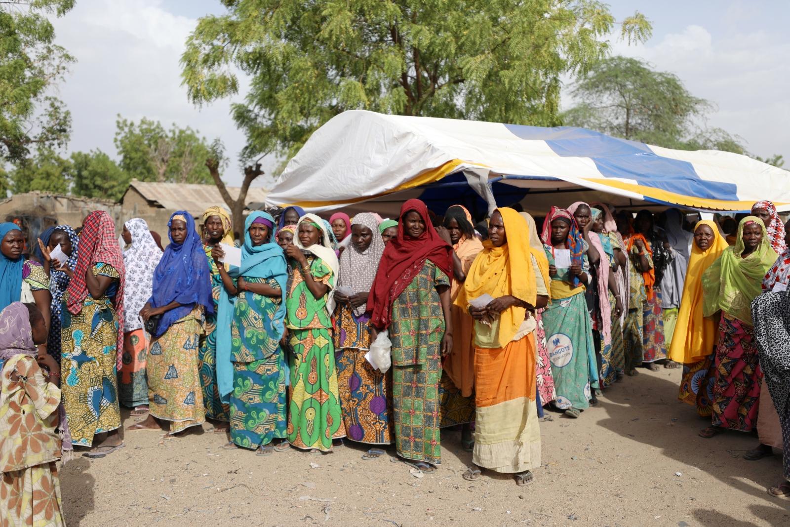 nigeria famine
