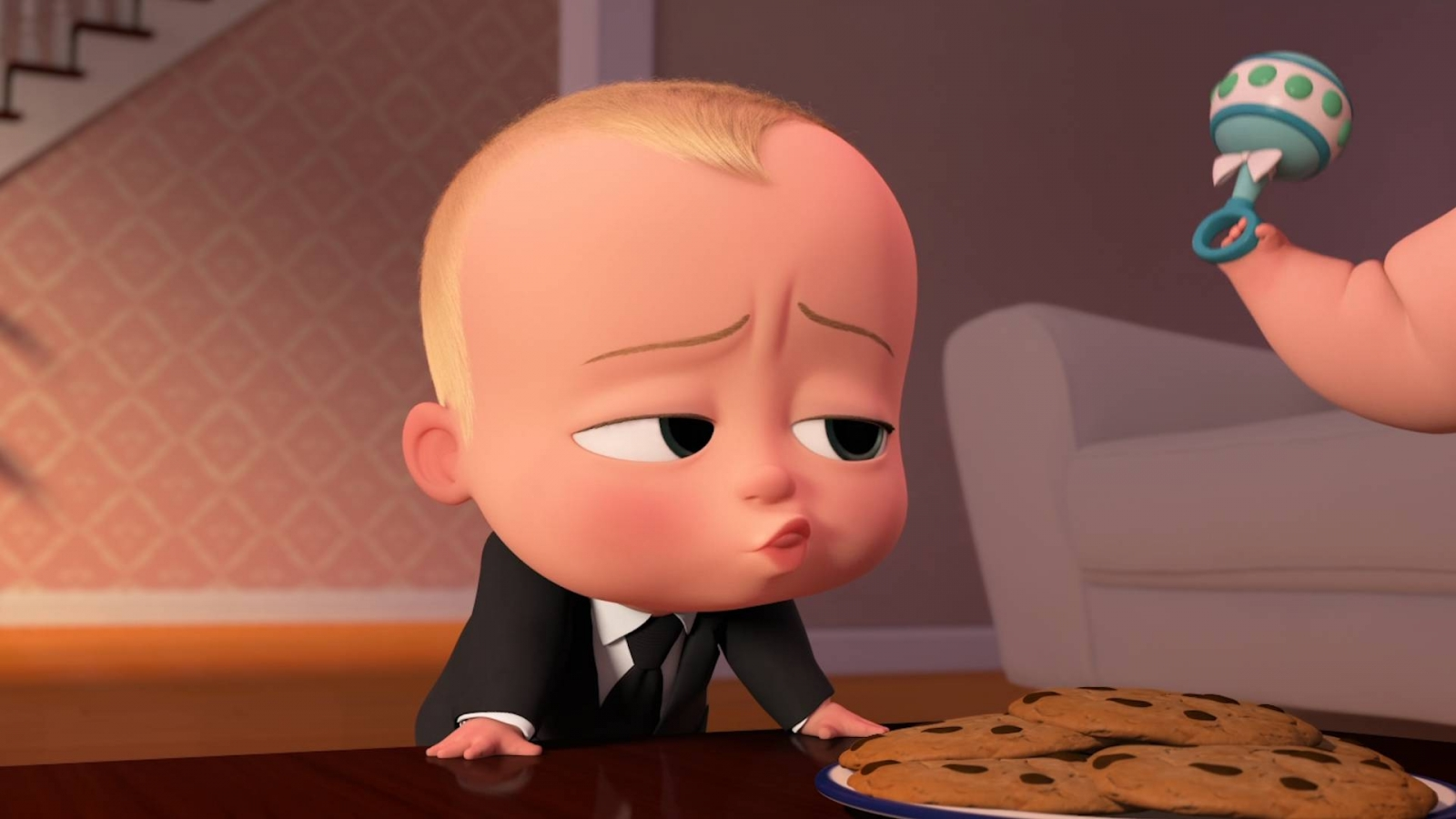 the boss baby is nominated for an oscar and nobody can