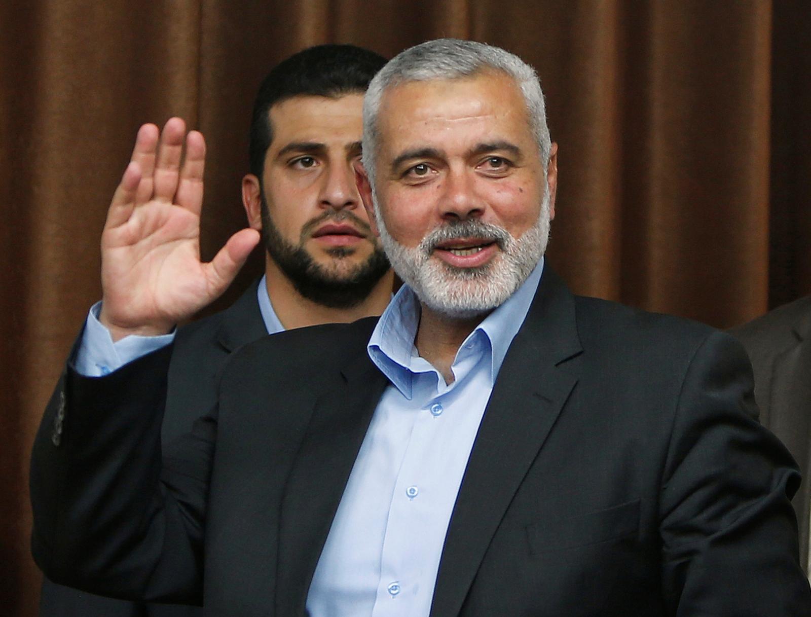 Hamas leader Ismail Haniyeh