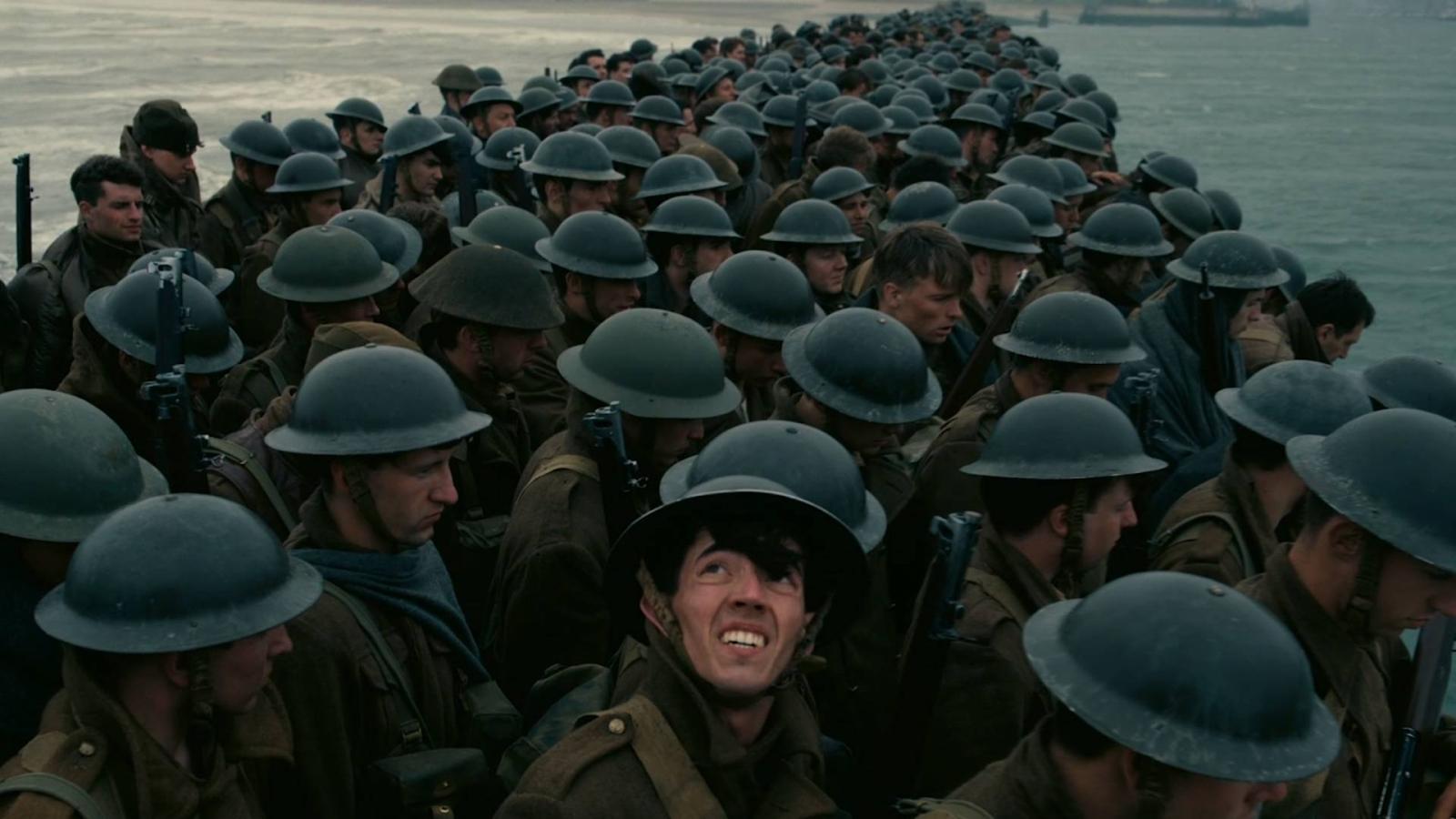 'Dunkirk' Official Announcement Teaser