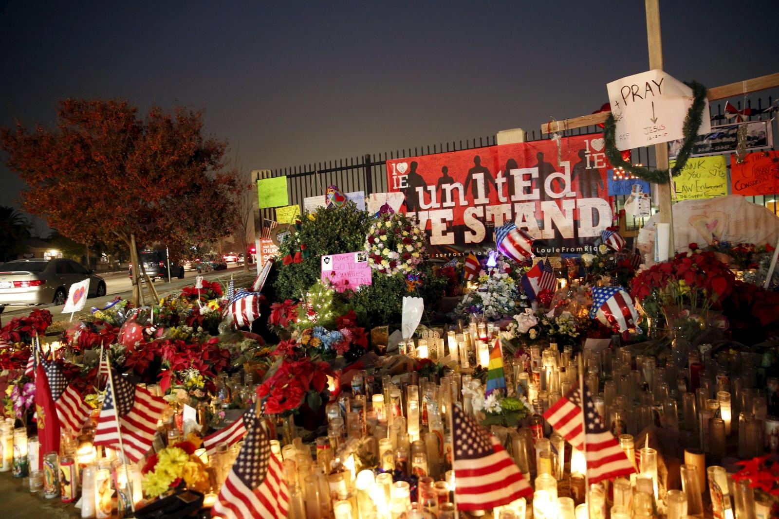 December 2015 San Bernardino shooting