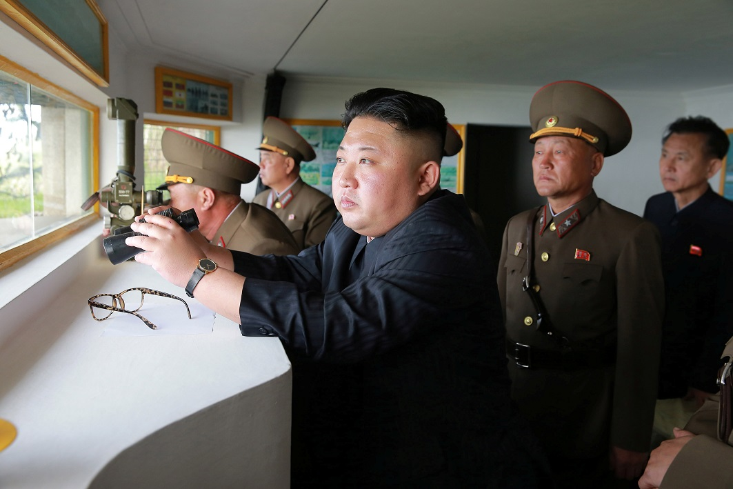 North Korea Missile Program Advancing Faster Than Expected, South's Defense Minister Says