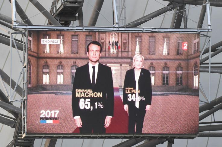 Macron Velodrome Stadium in Marseille