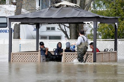 Quebec floods