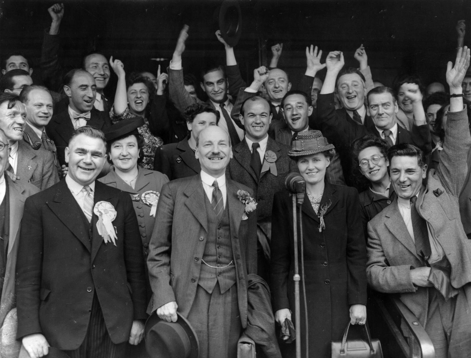 1945 labour