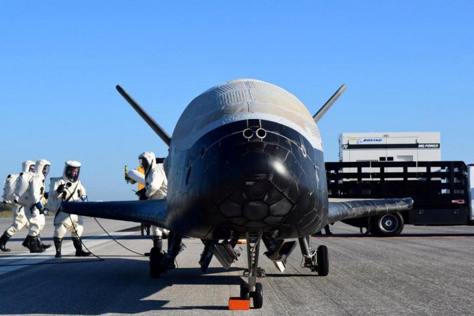 X-37B Nasa