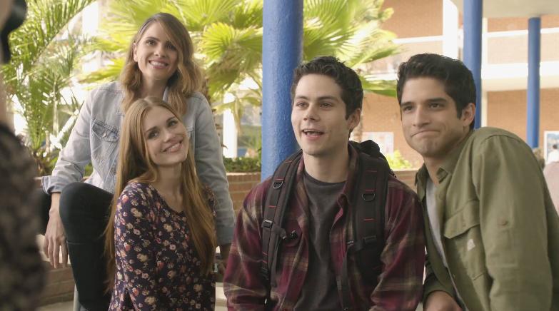 Teen Wolf season 6 finale
