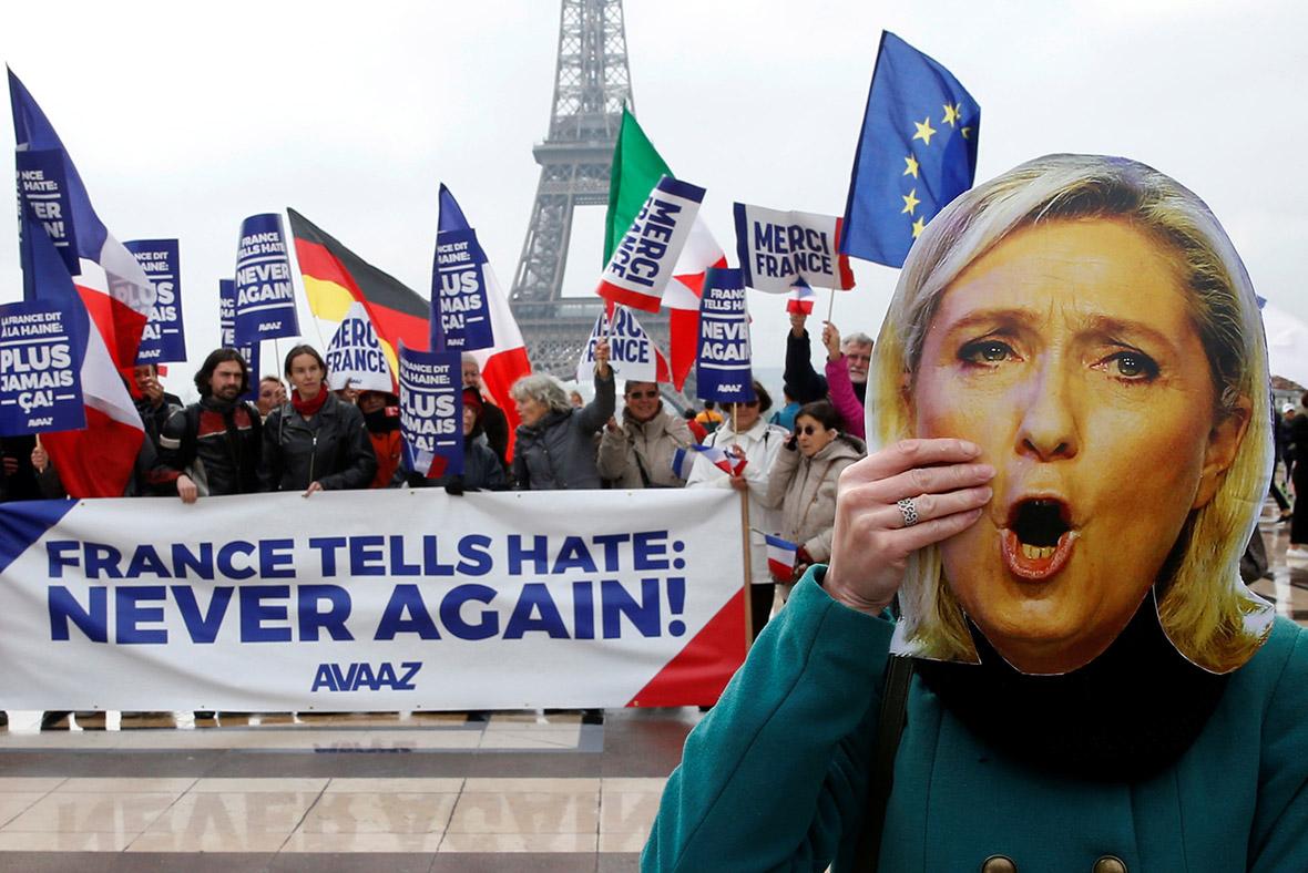 VE Day France Macron