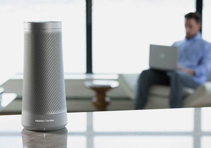 Harman Kardon's smart speaker Invoke made official on website