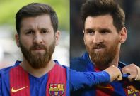 Lionel Messi Reza Parastesh