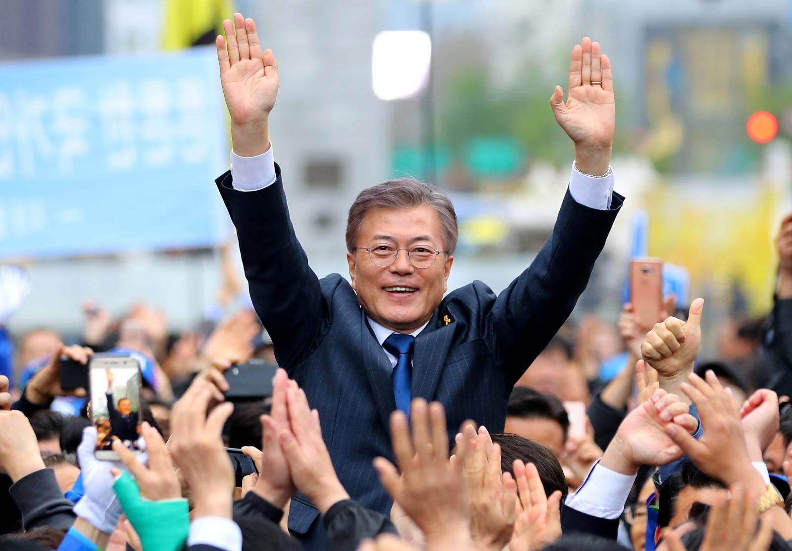 Moon Jae-in South Korea
