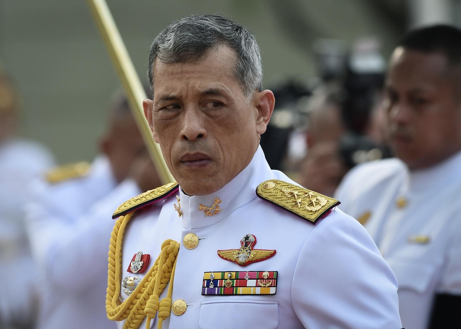 King Vajiralongkorn