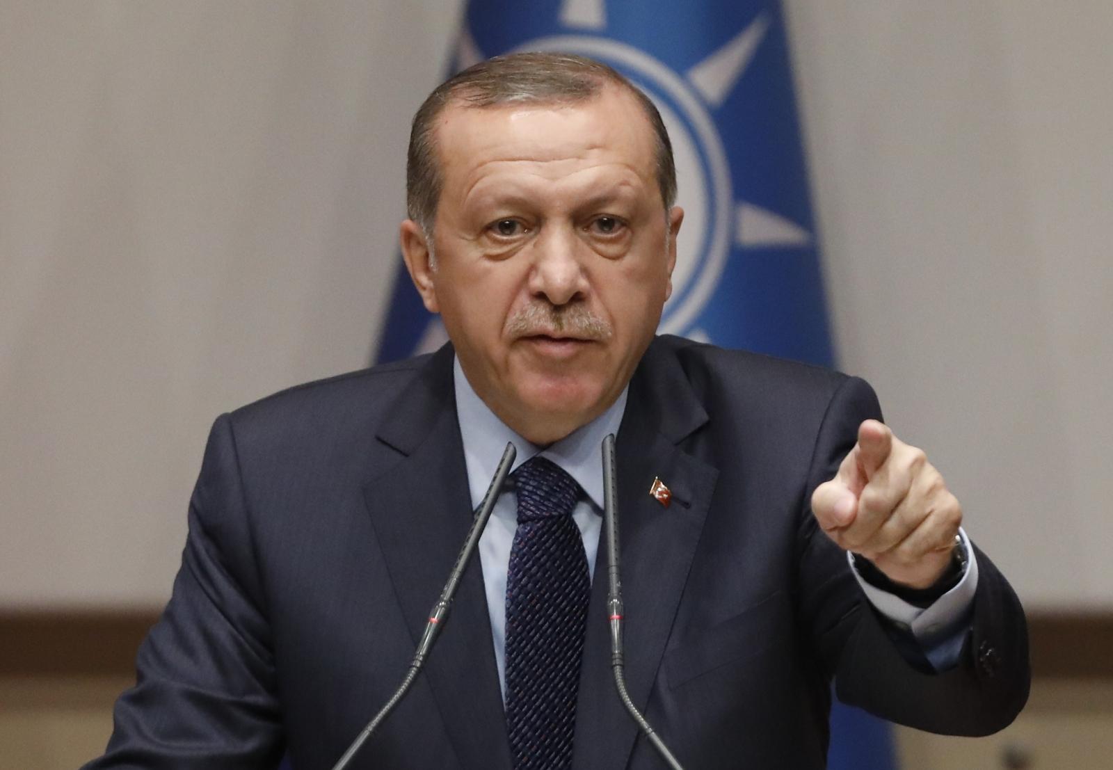 Erdogan on Israel