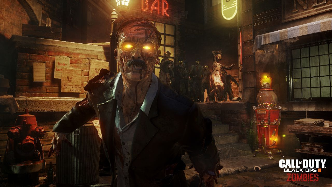 Call of Duty: Black Ops III Zombie Chronicles Announced