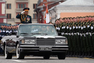 Russia Victory Day May 9 Moscow