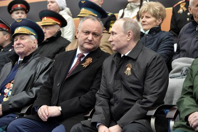 Victory Day parade Moscow