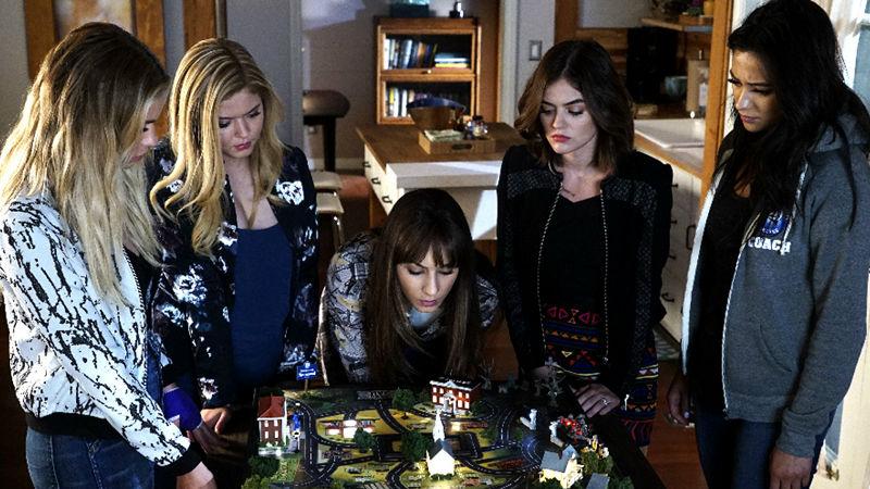 Pretty Little Liars season 7 episode 14