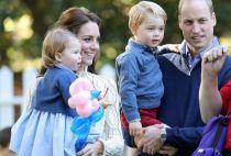 Duke of Duchess of Cambridge