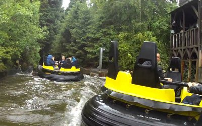 Drayton Manor Splash Canyon