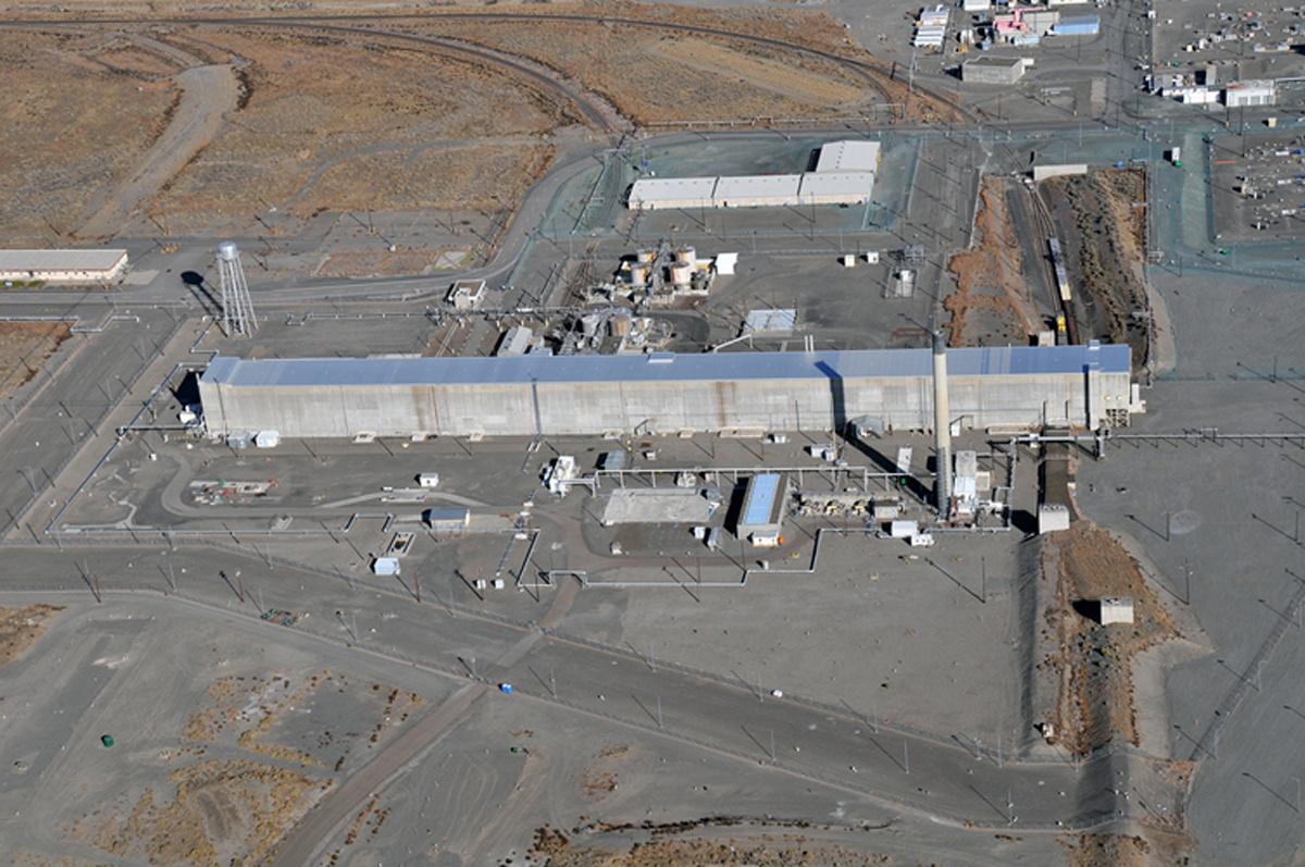 Purex nuclear site