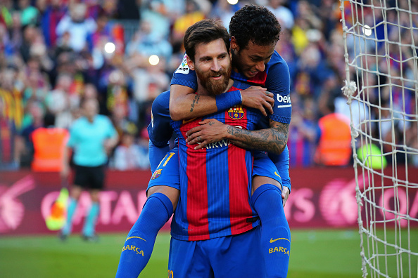 Neymar tells Barcelona to secure Lionel Messi's future by ...