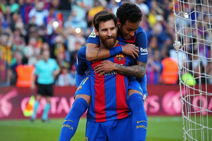 Lionel Messi-Neymar