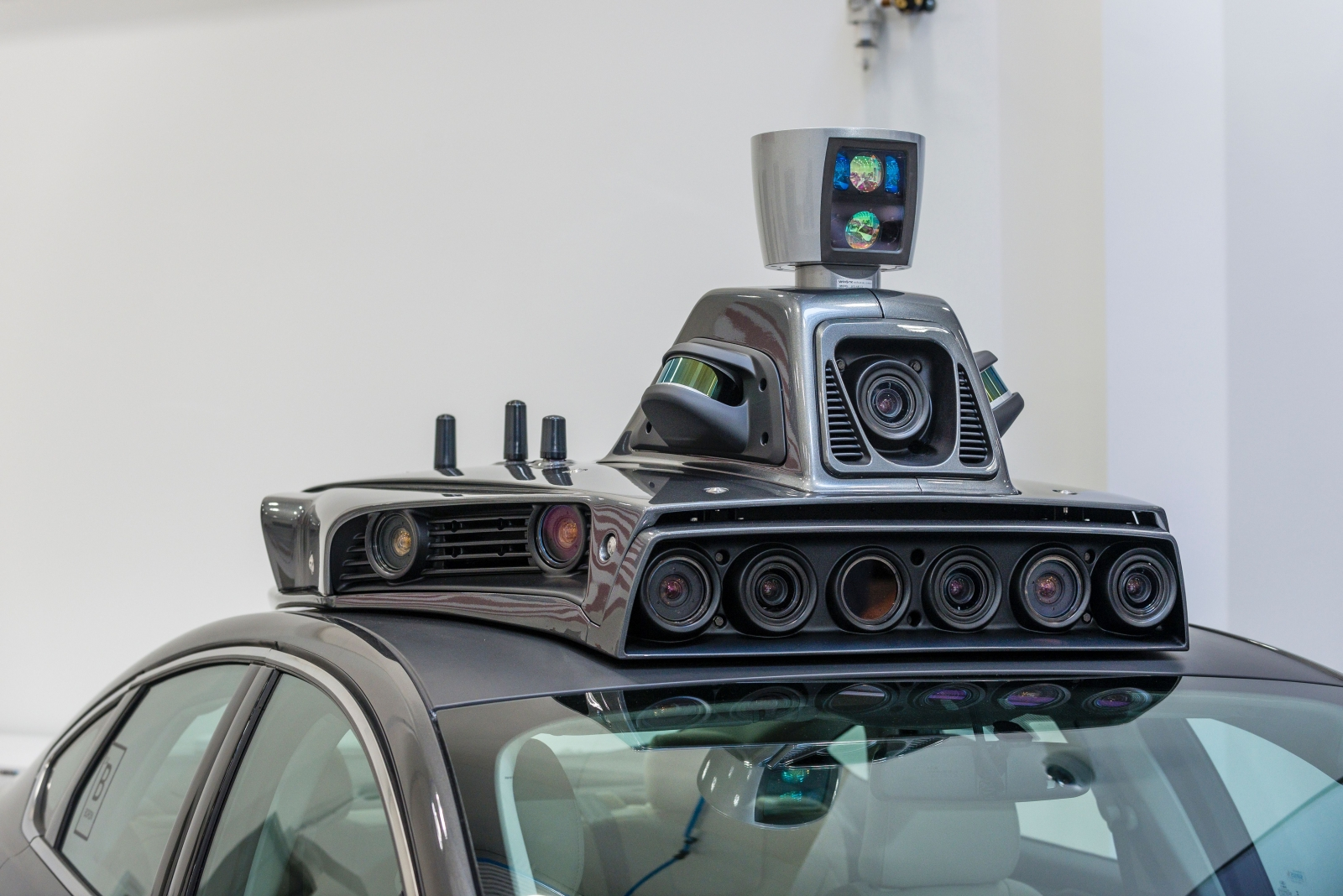 South Korea largest test bed for self-drivingcars