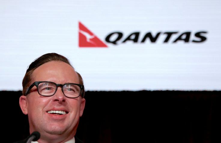 Qantas Airways boss Alan Joyce