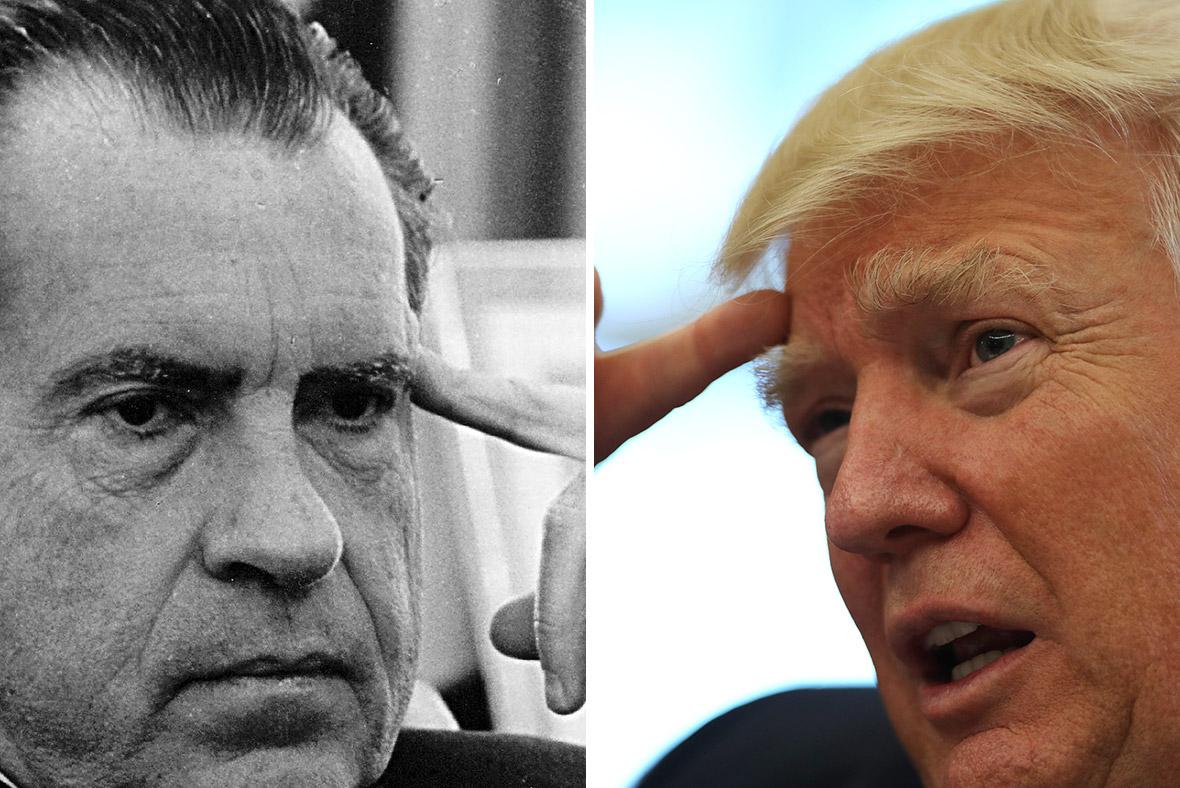 Nixon Trump