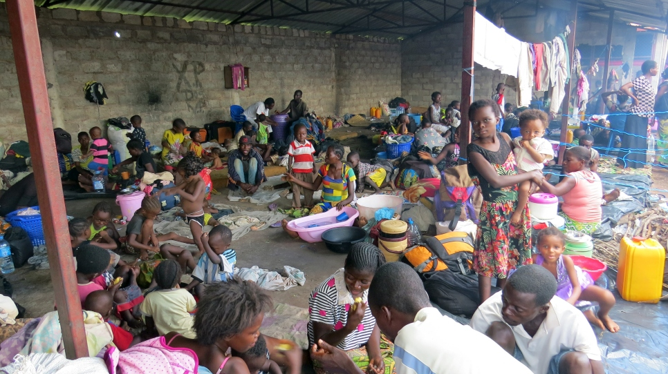 DRC refugees in Angola