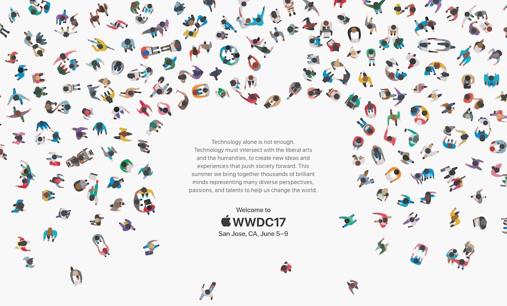 Apple WWDC 2017 invitation