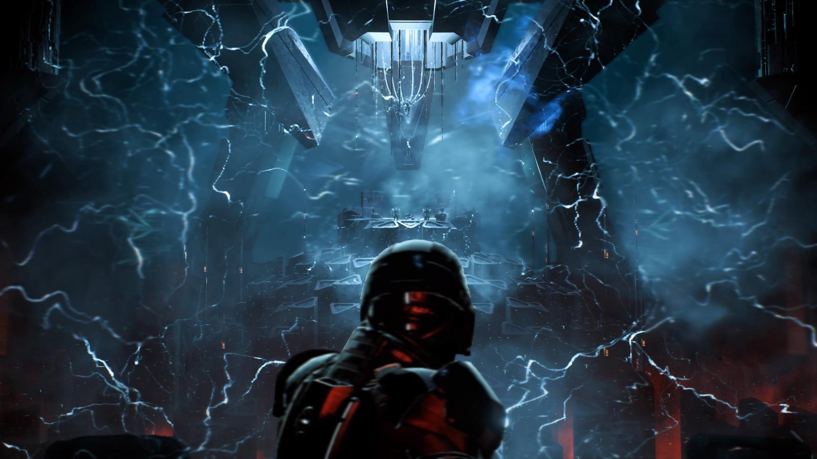 X5 Ghost Mass Effect Andromeda: Mass Effect