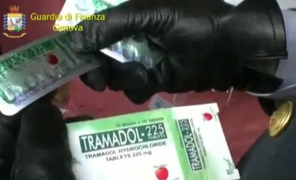IS 'fighter drug' worth £44m seized by police in Italy