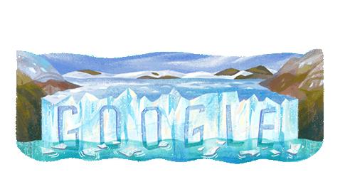 Google Doodle Celebrates the 80th Anniversary of Argentina's Los Glaciares National Park