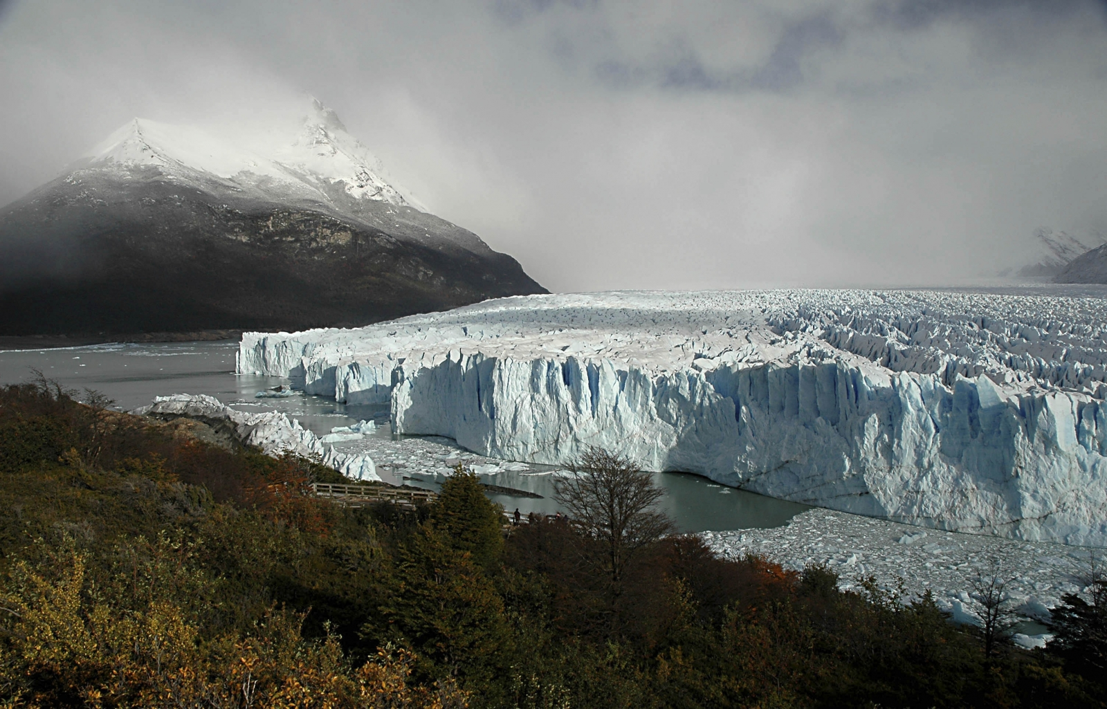 Google Doodle Celebrates the 80th Anniversary of Argentina's Los Glaciares National Park
