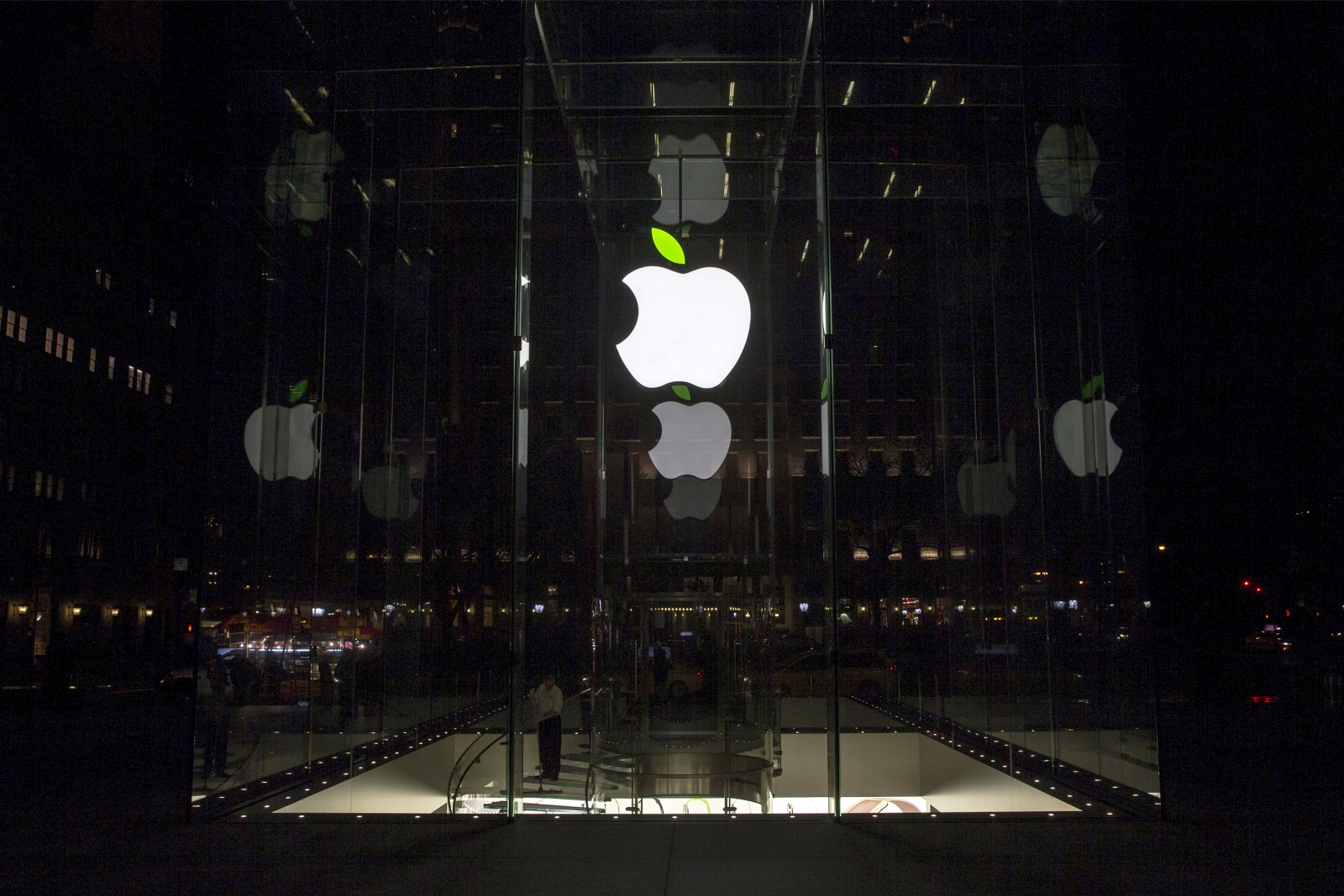 Apple $1bn expansion data centre in Nevada