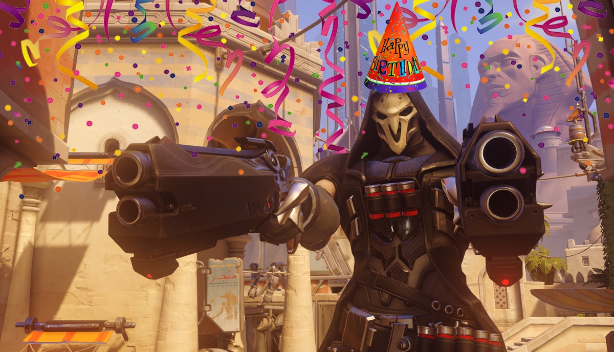 Datamining Reveals Overwatch Anniversary Loot Boxes and Game of the Year Edition