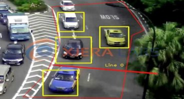 Xjera Labs vehicle detection system