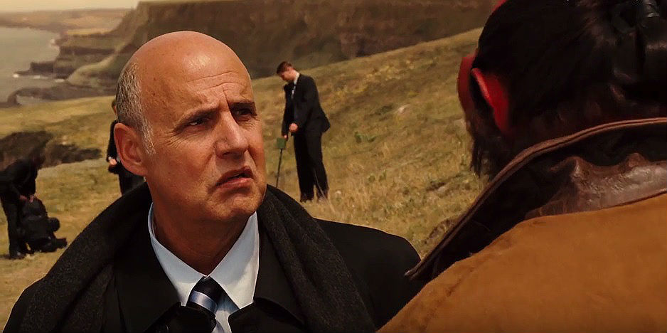 Jeffrey Tambor in Hellboy II