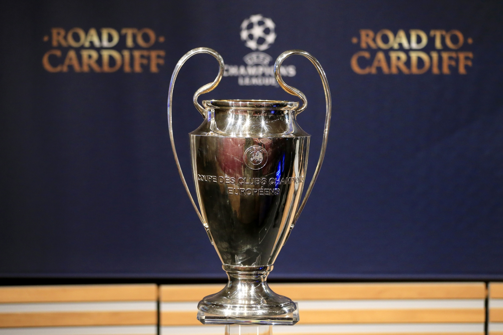 Champions League: UEFA Champions League Play-off Round Draw