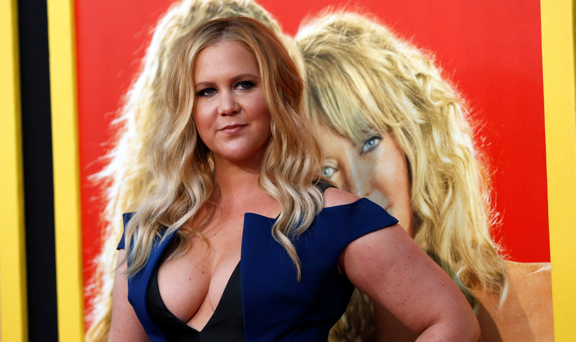 Amy schumer nude has 13
