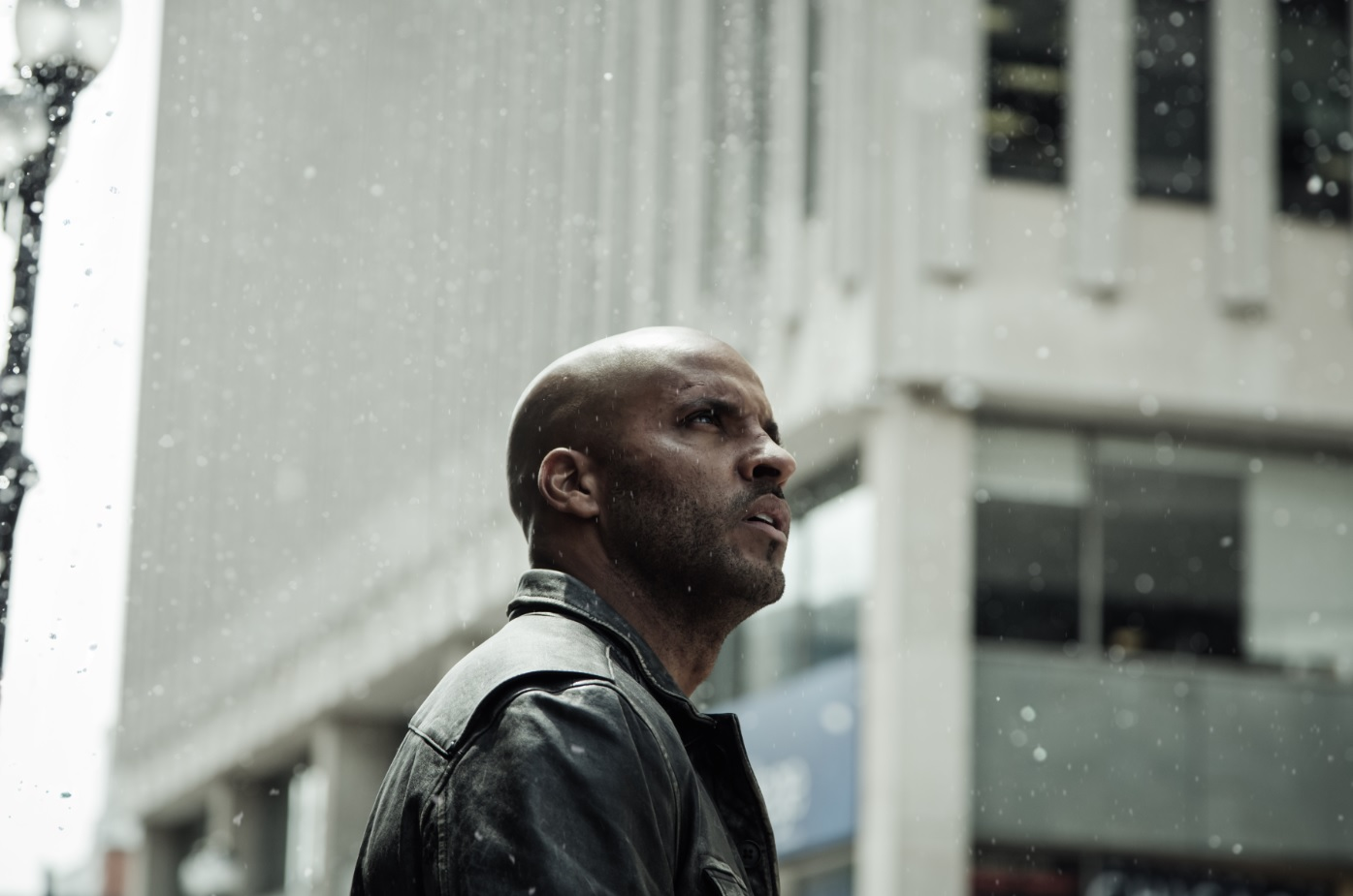Ricky Whittle in American Gods