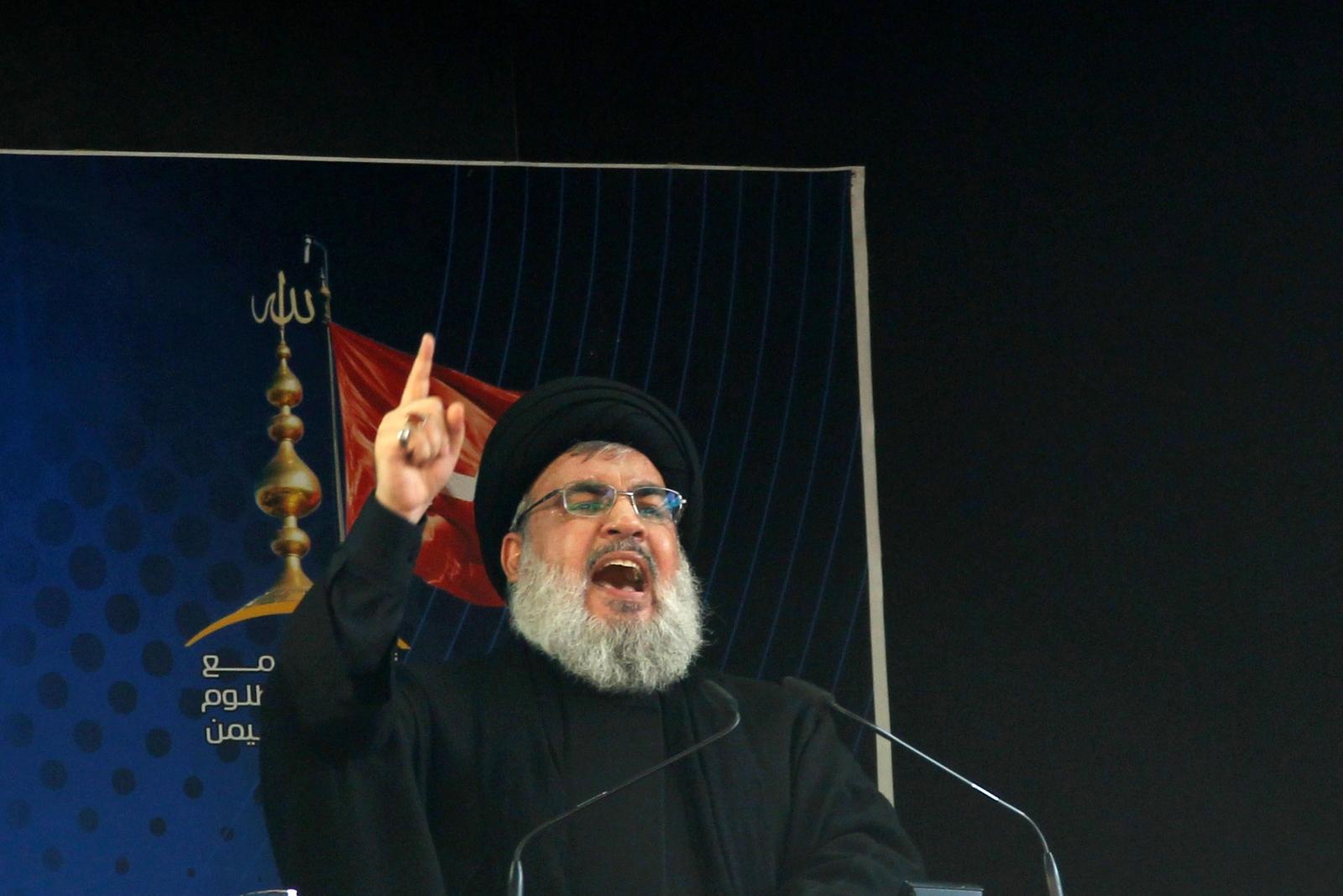 Hezbollah threat against Israel