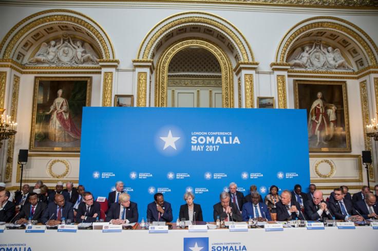 Somalia conference London