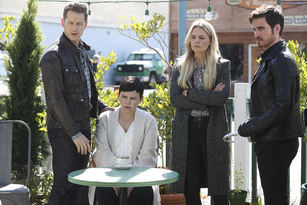 ABC renews Once Upon A Time
