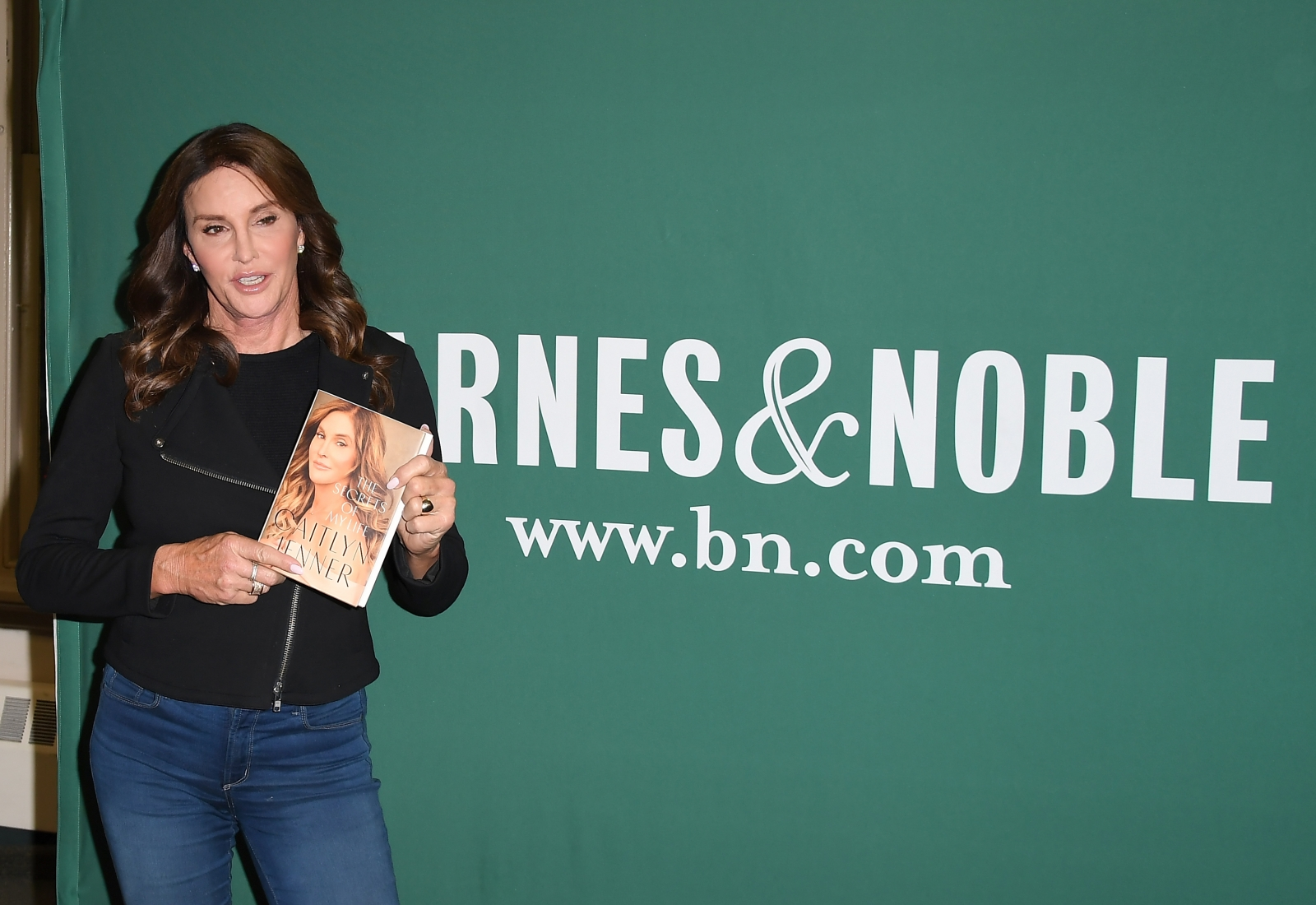 Caitlyn Jenner: 'I would be shocked if my children transitioned'