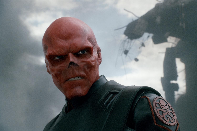Red Skull in Captain America: The FirstAvenger