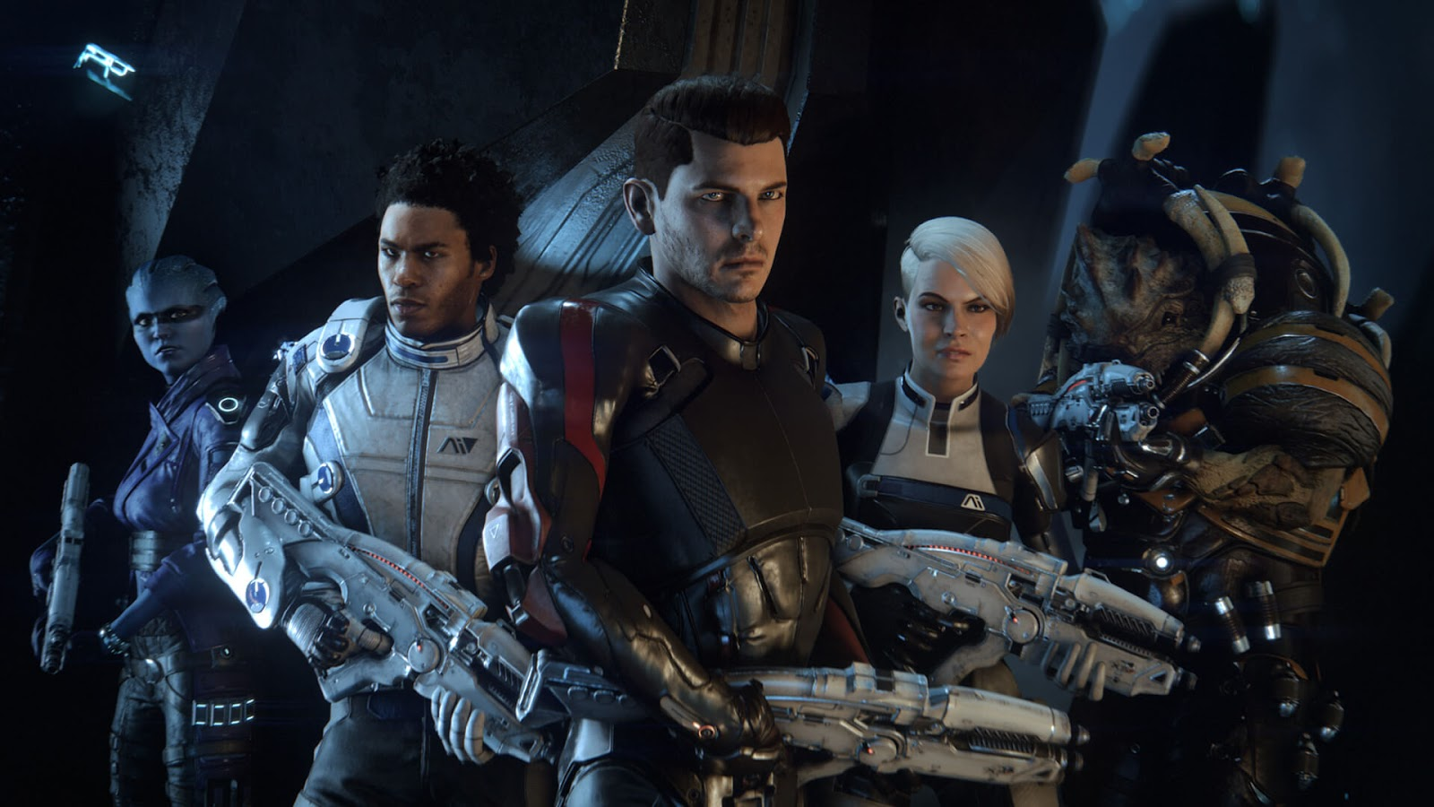 X5 Ghost Mass Effect Andromeda: Mass Effect Andromeda Patch Introduces Cutscene-only X5